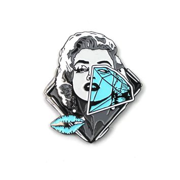 The 'Bombshell' Pin