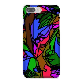 Melted Crayons Phone Case