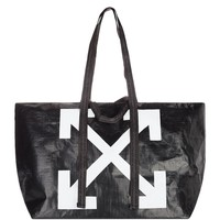 Industrial Arrow Cross Bag Tote by OFF-WHITE