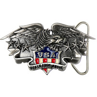 EAGLE Death From Above BELT BUCKLE