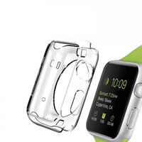 Apple - Apple Watch™ TPU Protective Case (38mm)