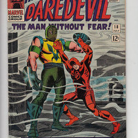 Daredevil-1964 #18 | Marvel Original Comic
