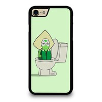 STEVEN UNIVERSE PERIDOT IN TOILET Case for iPhone iPod Samsung Galaxy