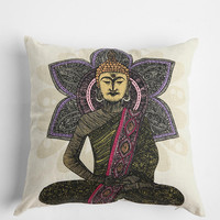 Urban Outfitters - Buddha Pillow By Valentina Ramos