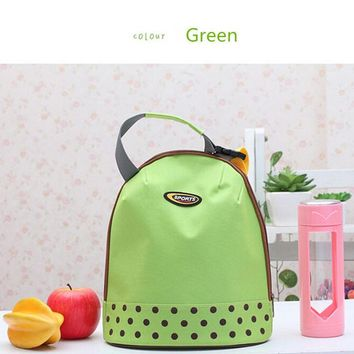 Organizers / Bags - Free Shipping -  Insulated Multifunctional Storage Bag - Green