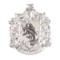 Harry Potter Hufflepuff Crest Pewter Pin
