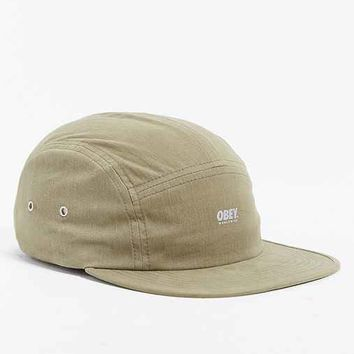 OBEY Comstock 5-Panel Hat