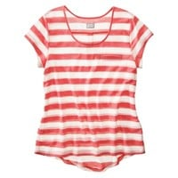 Converse® One Star® Women's Short Sleeve Striped Halsey Top - Assorted Colors