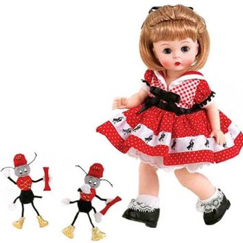 Madame Alexander Doll Ants Go Marching