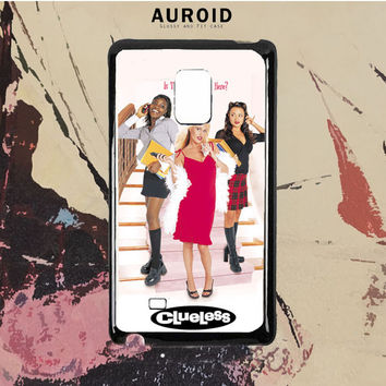 Clueless Alicia Silverstone Samsung Galaxy Note 5 Case Auroid