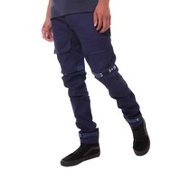 Strapped Up Slim Utility Pant Navy