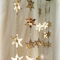 Paper Mobile One of a Kind Burning Stars by CyneburgsFieldDesign