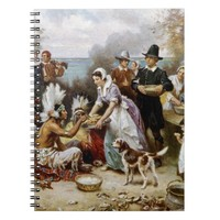 The First Thanksgiving Notebook