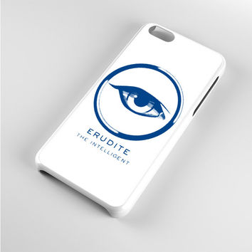 Divergent Erudite The Intelligent iPhone 5c Case