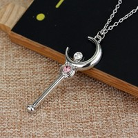 Sailor Moon Pendant Necklace