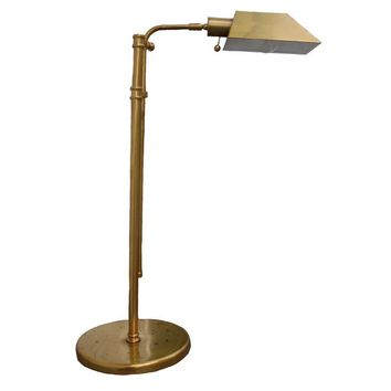 Pre-owned Koch and Lowy Brass Floor Lamp