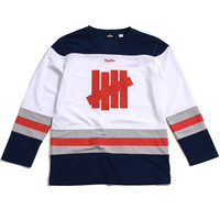 Schultz Hockey Jersey White