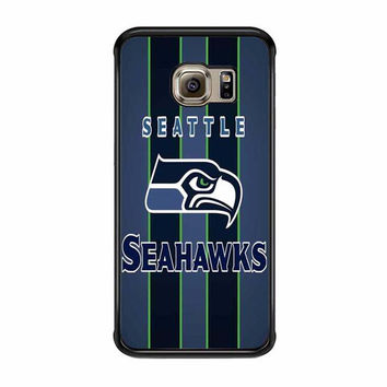 seattle seahawks blue line samsung galaxy s7 s7 edge s3 s4 s5 s6 cases
