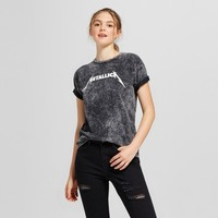 Women's Metallica® Graphic T-Shirt Black (Juniors')