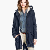 Parka - from H&M