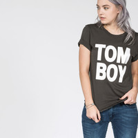The Ultimate Tomboy Tee
