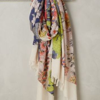 Cultivar Scarf by Anthropologie in Multi Size: One Size Scarves