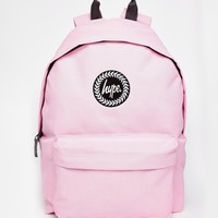 Hype Backpack in Pastel Pink