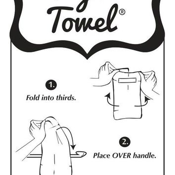 Twisted Wares - That's What She Said HANG TIGHT TOWEL®