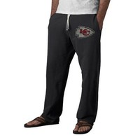 '47 Brand Kansas City Chiefs Mens Charcoal Varsity Warm Up Sweatpants