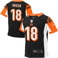 Nike A. J. Green Cincinnati Bengals Infant Game Jersey - Black