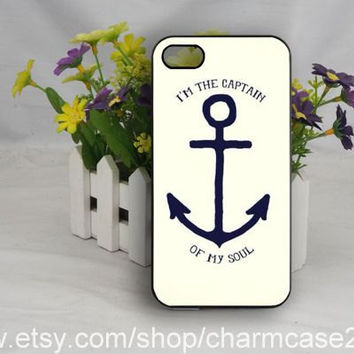 Anchor phone case cover,anchor samsung galaxy s3/s4 case,iphone case 4/4s,iphone 5/5s case,iphone 5c cover,Personalized