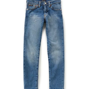 Ralph Lauren Childrenswear Little Boys 5-7 Sullivan Slim Fit Stretch Denim Jeans | Dillards