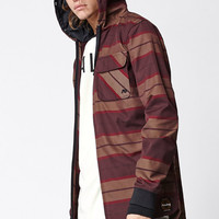 Analog Integrate Hooded Riding Flannel Jacket at PacSun.com