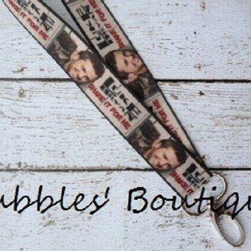 Luke Bryan Lanyard- Shake it for Me