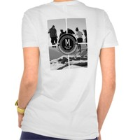 Create-Your-Own Group Team Club Photo Apparel T-shirts
