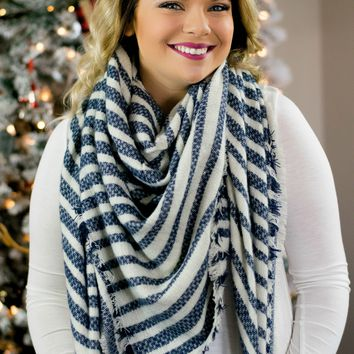 Little Drummer Boy Blanket Scarf