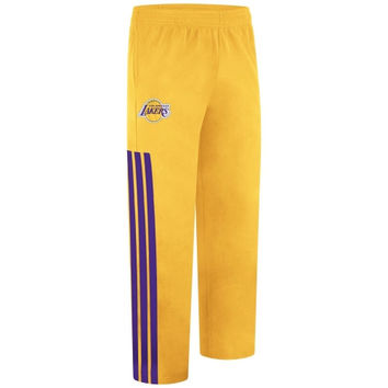 adidas Los Angeles Lakers On-Court Warm-Up Pants