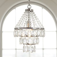 Sparkle Drop Chandelier