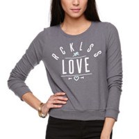 Young and Reckless Robertson Crew Fleece at PacSun.com