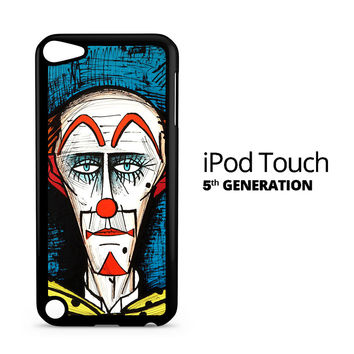 Bernard Buffet Classic Paint iPod Touch 5 Case