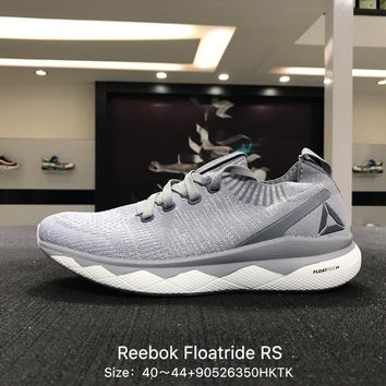 Reebok Floatride RS Gray Sports Running Shoes Sneaker