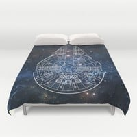 Millennium  Duvet Cover by Studio VII
