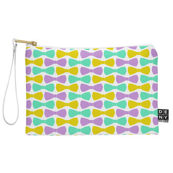 Allyson Johnson Bright Bow Ties Pouch