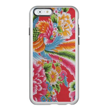 Abstract & Floral Incipio Feather Shine iPhone 6 Case