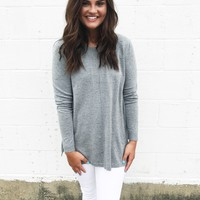 Camilla Sweater - Gray