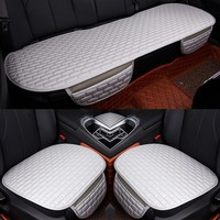 Super Luxury Car Seat Protector Mat Auto Front Seat Cushion Single Fit Most Vehicles Seat Covers,