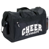 Stacked Cheerleader Duffle Bag