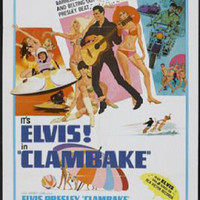 Clambake Elvis Presley Vintage Movie Poster