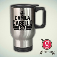 Camila Cabello, Fifth Harmony 14oz Stainless Steel Travel Mug