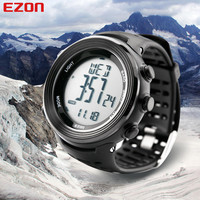 EZON Hiking Series Watch H017E11 Mountain Climbing Sports Watch Multifunctional Wrist Watches for Women